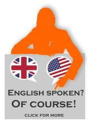 Information about our services in English